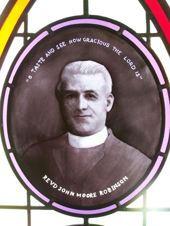 Revd. John Moore Robinson.